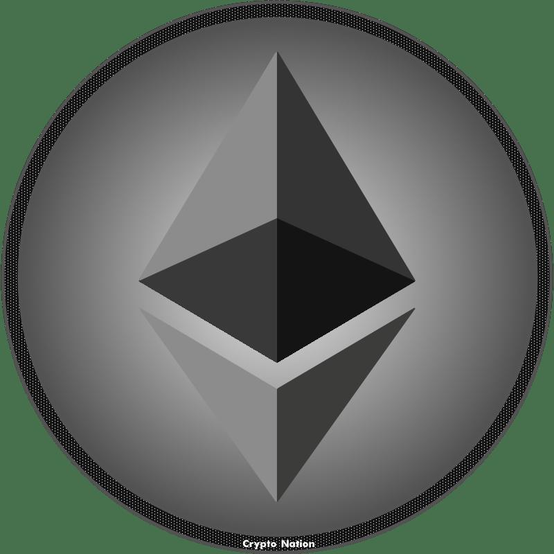 Ethereum Logo by Crypto Nation
