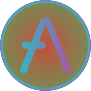 Aave Logo by Crypto Nation